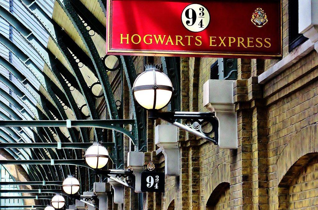 Místa natáčení filmů o Harry Potterovi