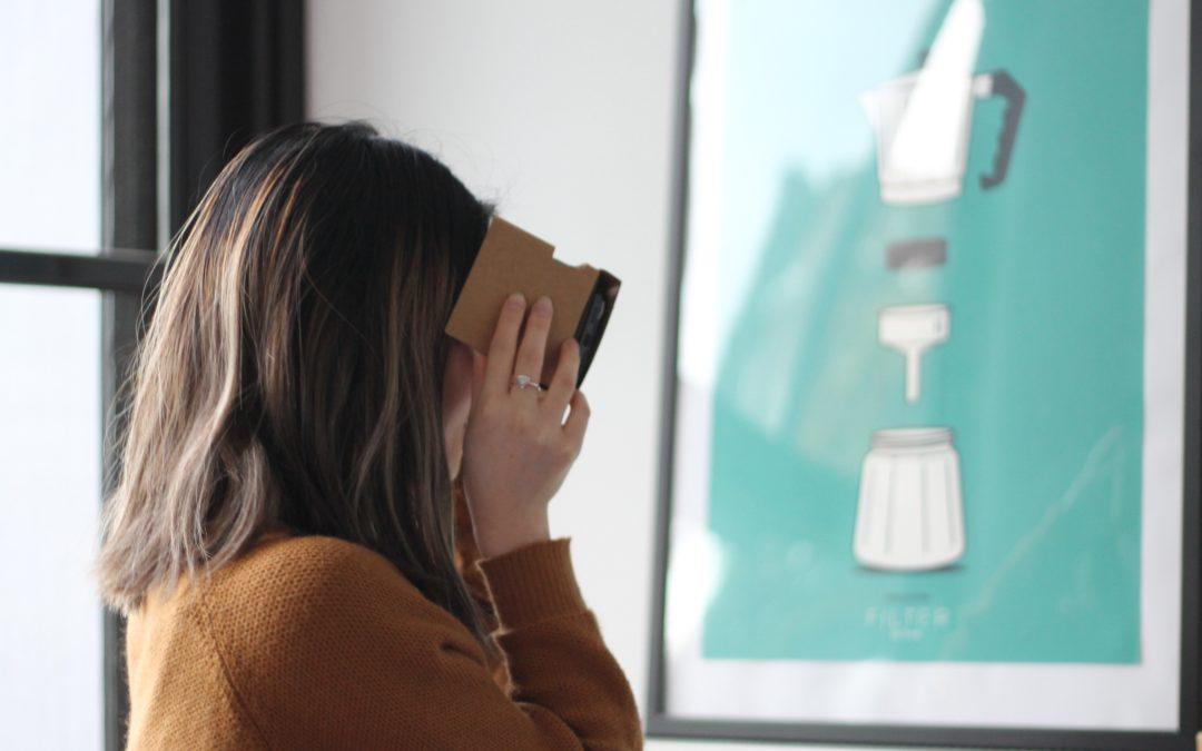Angličtina ve virtuální realitě