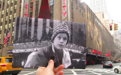 Sám doma 2: virtuální procházka po New Yorku