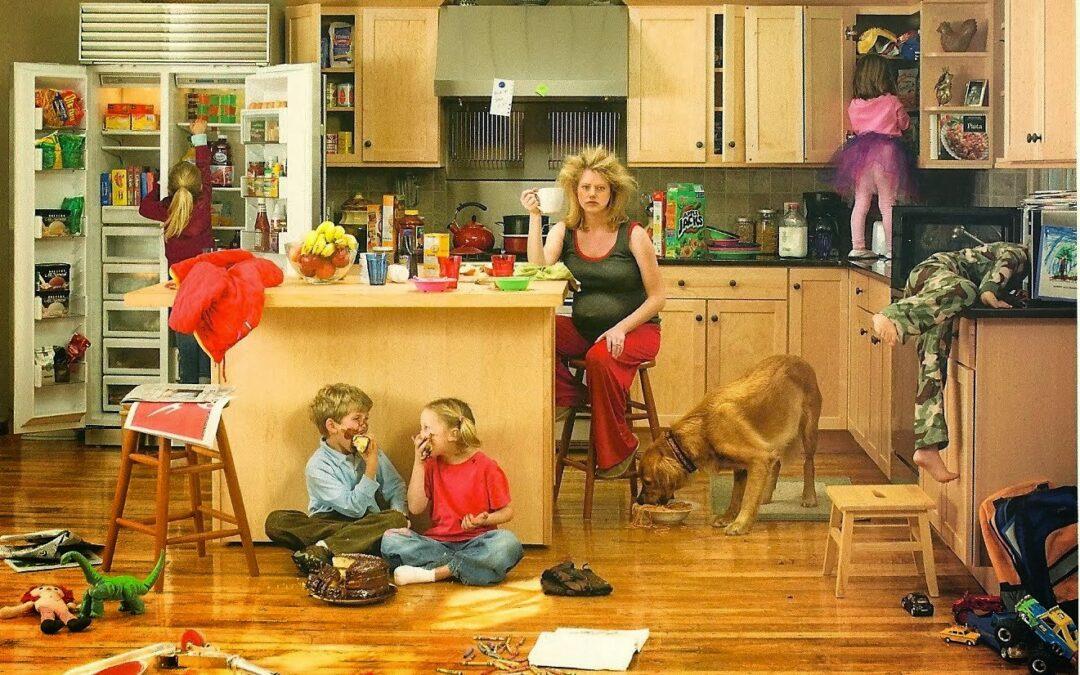 Rukověť matky školáků pro dobu lockdownu